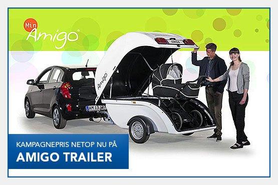 Kampagnepris på AMIGO trailer