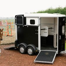 Brugt trailer