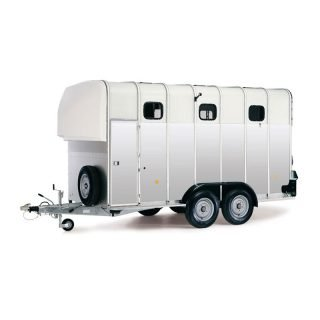 Ifor Williams HB510XL Hestetrailer
