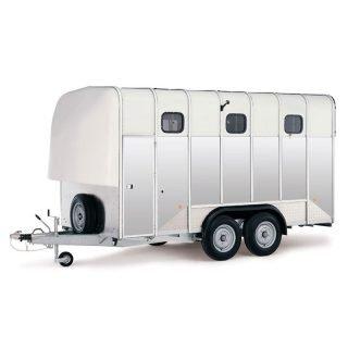 Ifor Williams HB610 Hestetrailer