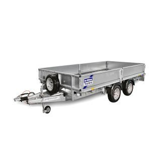 Ifor Williams LM125 Ladtrailer