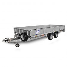 Ifor Williams LM167 Ladtrailer