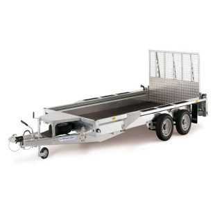 Ifor Williams GX105HD maskintrailer