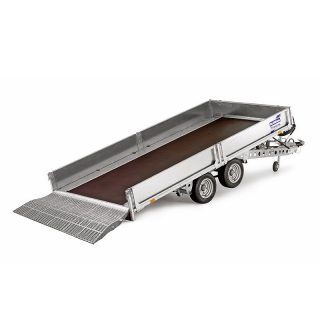 Ifor Williams TB4021-352 vippeladstrailer