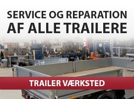 Trailer værksted