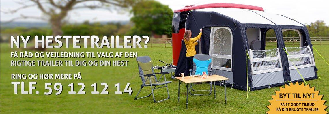 Hestetrailer - Vælg den rigtige trailer