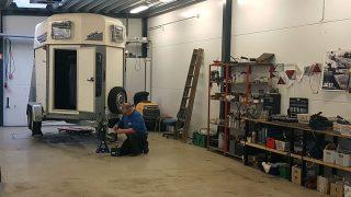 Trailer værksted - Reparation og service af trailer